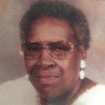 Mrs. Isabelle Smalls Ward