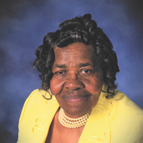 Mrs. Mae Frances Purifoy
