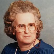 Mrs. Mary P. Allen