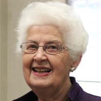Mrs. Phyllis Adele Allen Martin