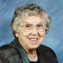 Margaret Steinhoff