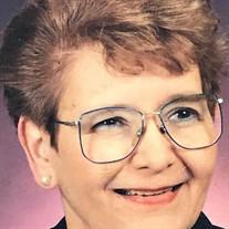 Virginia Rhodes Widener