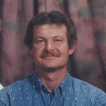 """George """"Rick"""" Richard Brown"""