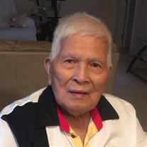 """Eugenio """"Pops"""" M. Ramos"""