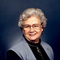 Emma Frances Flinspach