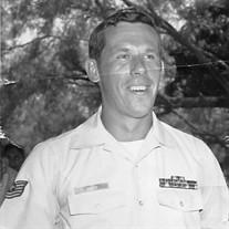 MSGT Charles J. Smith USAF (Ret)