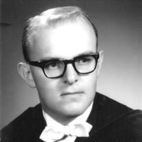 Dr. David R. Johns BASc, MD, FRCS (C)