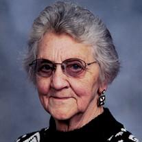 Hazel M. Rahn