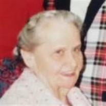 Gladys Short Cashio