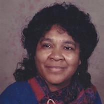 Mrs. Freddie Jean Hutchins Singleton