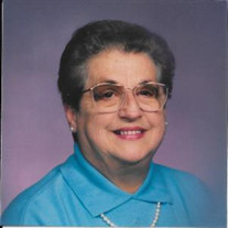 Doris Mary (Leger) Legros
