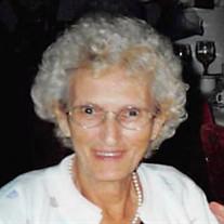 Margaret W. Watters