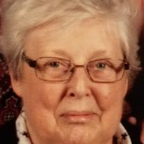 """Elizabeth """"Betty"""" Anne Dykeman"""