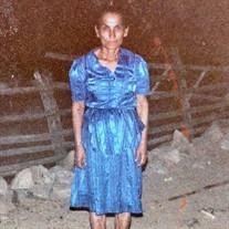 Maria Dorotea Gutierrez