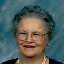 Betty Tyner Adams