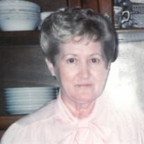 Irma Elizabeth Gooch of Selmer, TN