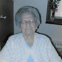 Evelyn Ruth Walker (Barnes)