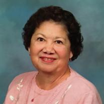 Mrs. Mary Rafacz
