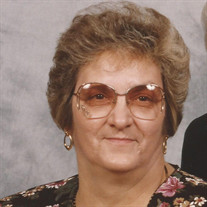Mrs. Peggy Dellene Head Hicks
