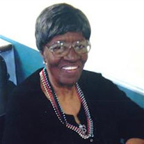 Mrs. Alvonia Carter