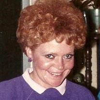 Bonnie Lee Grable