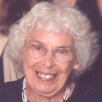 Helen Louise Bausman
