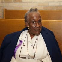 Ms. Willie Lee Holman