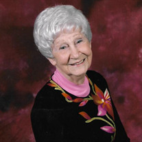 Lucille June Kisler Waugh Rahmig
