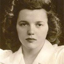 Miss Annette Desautels