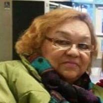 Maria Guadalupe Auces