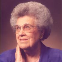 Mrs. Mary Ellen Beall Pinkston
