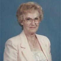 Viola Lucille Crist