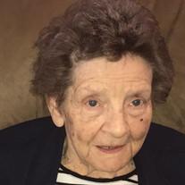 Mrs  Barbara  Doris  Mead-Zaborney