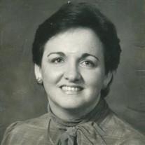 Mrs Linda Lou Penny Burdette