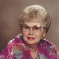 Clara Louise Bodine Benoist