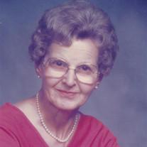 Margaret Elma  Ritchie