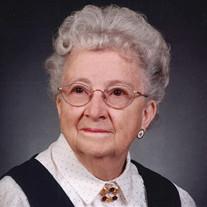 Esther E. Farwick