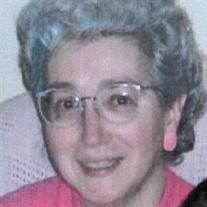 Madeline Louise Washburn