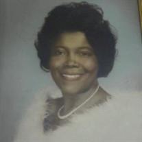 Mrs. Eliza Christine Jackson