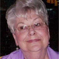 Peggy Ann  McCorkle