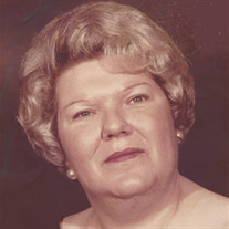 Martha Sharpe Mathews