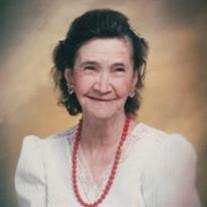 Sally Louetta Moss