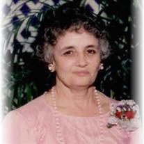Ms. Mary Fanchon Garner