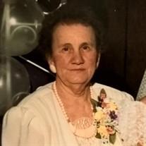 Gladys Arbutus Parish