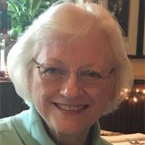 """Dr. Charlene """"Chuck""""    Ann Thomas"""