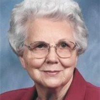 Mildred Ewton Harwood