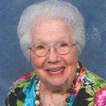Marie Ophelia Edwards