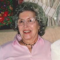 Margaret Lucille Holbrook