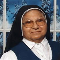 Sr. Angela Maria Cristina Garcia
