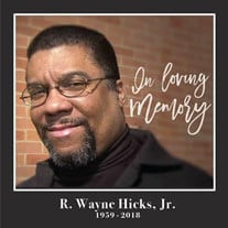 Richard Wayne Hicks Jr